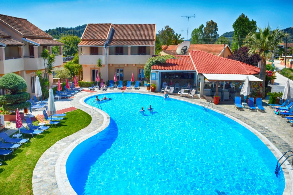 eleni apartments, sidari – corfu – eleni apartments are a great